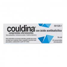 Couldina (20 Comprimidos Efervescentes) - Alter Fcia