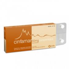 Cinfamar (50 Mg 10 Comprimidos Recubiertos) - Cinfa