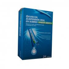 Gaviscon (24 Sobres Suspension Oral 10 Ml) - Reckitt Benk