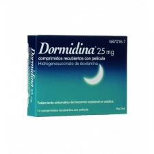 Dormidina (25 Mg 14 Comprimidos) - Esteve