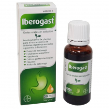 Iberogast (Gotas Orales Solucion 20 Ml) - Bayer