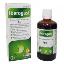 Iberogast (Gotas Orales Solucion 100 Ml) - Bayer
