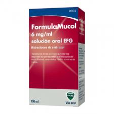 Formulamucol Efg (30 Mg/5 Ml Solucion Oral 100 Ml) - Varios