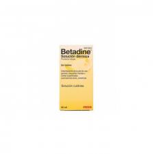 Betadine (10% Solución Tópica 1 Frasco 50 Ml) - Meda