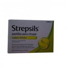 Strepsils (24 Pastillas Para Chupar Limon) - Reckitt Benk
