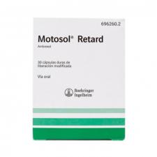 Motosol Retard (75 Mg 30 Cápsulas Liberacion Prolongada) - Boehringer Ingelheim