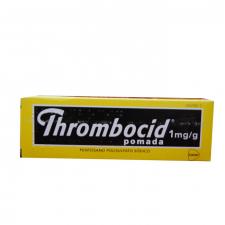 Thrombocid (1 Mg/G Pomada 1 Tubo 30 G) - Lacer