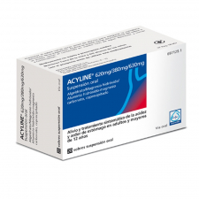Acyline (20 Sobres Suspension Oral 10 Ml)