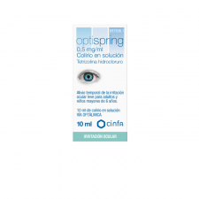 Optispring (0.5 Mg/Ml Colirio 1 Frasco Solucion 10 Ml) - Cinfa