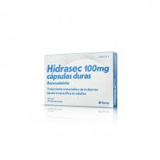 Hidrasec 100 Mg 10 Capsulas Duras
