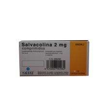 Salvacolina (2 Mg 12 Comprimidos) - Salvat