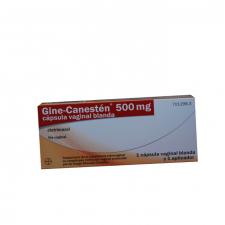 Gine Canesten (500 Mg 1 Capsula Vaginal Blanda (Con Aplicador)) - Bayer
