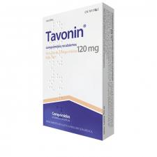 Tavonin (120 Mg 30 Comprimidos Recubiertos)