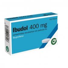 Ibudol (400 Mg 20 Comprimidos Recubiertos) - Kern Farma