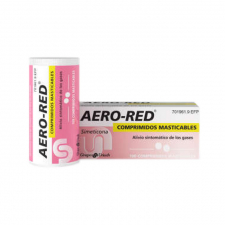Aero Red (40 Mg 100 Comprimidos Masticables) - Aquilea-Uriach