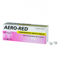 Aero Red (40 Mg 30 Comprimidos Masticables) - Aquilea-Uriach