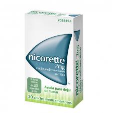 Nicorette (2 Mg 30 Chicles) - Johnson & Johnson
