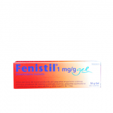 Fenistil (1 Mg/G Gel Topico 50 G) - Novartis