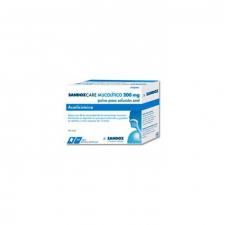 Sandozcare Mucolitico Efg (200 Mg 20 Sobres Polvo) - Varios