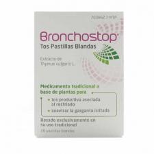 Bronchostop Tos (20 Pastillas Blandas Para Chupar) - Omega Pharma