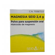Magnesia Seid (2.4 G 14 Sobres Polvo Suspension Oral) - Varios