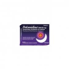 Dolomidina 500/25 Mg 10 Comprimidos Recubiertos