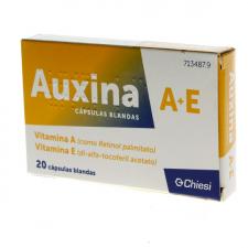 Auxina A+E (20 Capsulas)