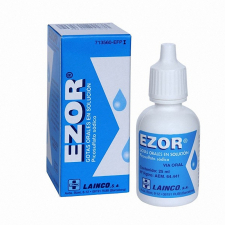 Ezor (7.5 Mg/Ml Gotas Orales 1 Frasco Sol 25 Ml)