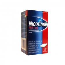 Nicotinell Fruit (4 Mg 96 Chicles Medicamentosos) - Novartis