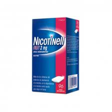 Nicotinell Fruit (2 Mg 96 Chicles Medicamentosos) - Novartis