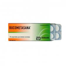 Bucometasana (20 Comprimidos Para Chupar) - Varios