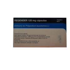Regender (120 Mg 96 Cápsulas) - Varios
