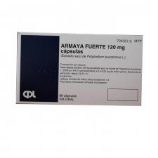 Armaya Fuerte (120 Mg 96 Cápsulas) - Varios