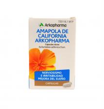 Arkocápsulas Amapola de California 84 Cápsulas