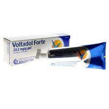 Voltadol Forte 23,2 Mg/G Gel Tópico 100 Gramos