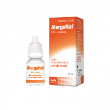 Alergoftal (5/0.25 Mg/Ml Colirio 1 Frasco Solucion 10 Ml) - Varios