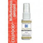 Cell Food Multivitaminas Spray 30 Ml. - Cellfood