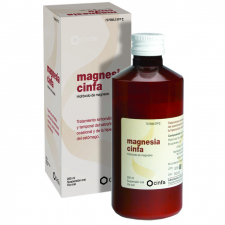 Magnesia Cinfa (200 Mg/Ml Suspension Oral 300 G) - Cinfa