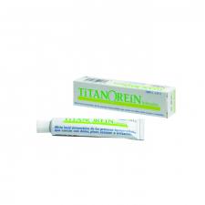 Titanorein Lidocaina (Crema Rectal 20 G) - Johnson & Johnson
