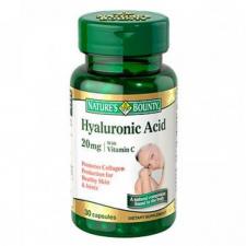 Acido Hialuronico 20Mg Con Vit. C 30Cap - Varios