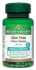 Aloe Vera Colon Cleanse 330Mg. 60 Comp. - Varios