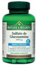 Nature´s Bounty Sulfato De Glucosamina 1000Mg. 120 Comprimidos