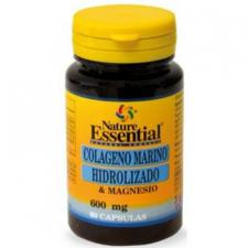Colageno Marino +Magnesio 60 Cápsulas Obire