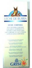 Leche Corporal Leche De Burra 380 Ml. - Grisi