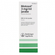 Motosol (3 Mg/Ml Jarabe 200 Ml) - Boehringer Ingelheim