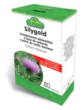 Silygold (Cardo Mariano) 80 Comp. Dr.Dunner - Salus