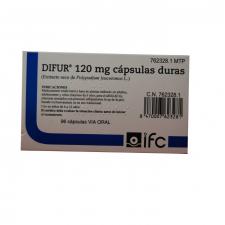 Difur (120 Mg 96 Cápsulas) - IFC