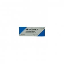 Hemodren Rectal (10 Mg/G Pomada Rectal 15 G) - Varios