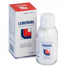 Lebersal (Granulado Efervescente 100 G) - Varios