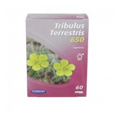Tribulus Terrestis  650 Mg 60 Capsulas Orthonat